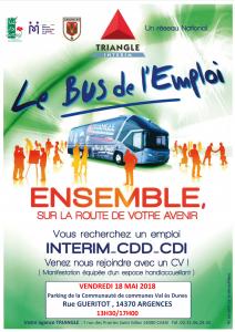Bus de l'emploi